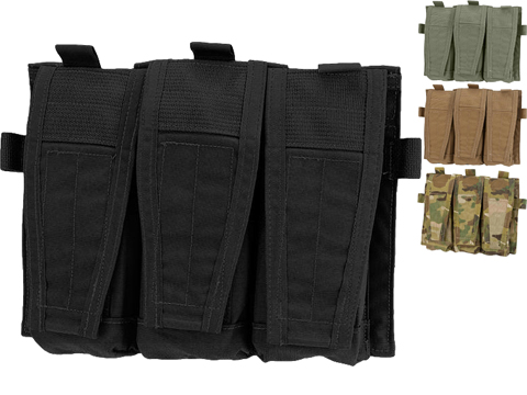 Crye Precision AVS Detachable Flap M4 Magazine Pouch