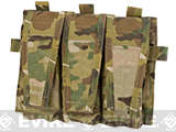 Crye Precision AVS Detachable Flap M4 Magazine Pouch (Color: Multicam)