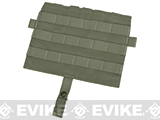 Crye Precision AVS Detachable MOLLE Flap (Color: Ranger Green)