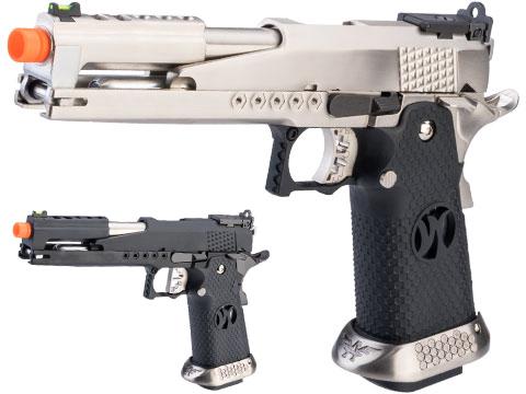 AW Custom HX22 Hi-Capa Gold Standard IPSC Full Auto Select Fire GBB Pistol