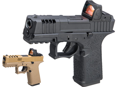 AW Custom VX9 Compact Series Gas Blowback Airsoft Pistol