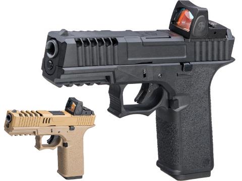 AW Custom VX7 Series Gas Blowback Airsoft Pistol