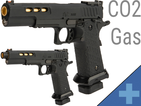 EMG / STI International™ DVC 3-GUN 2011 Airsoft Training Pistol