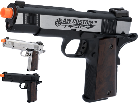(MEMORIAL DAY SALE!) AW Custom NE30 Tribe Series 1911 GBB Pistol