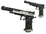 AW Custom HX24 Wind Velocity IPSC Gas Blowback Airsoft Pistol (Color: Two-Tone)