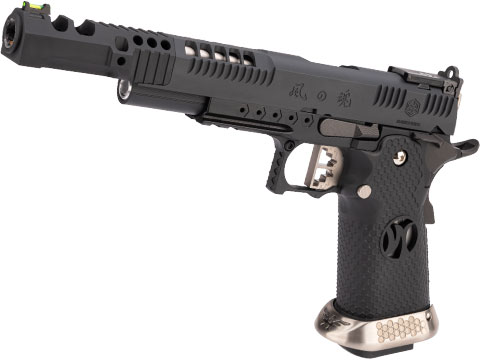 AW Custom Japanese Spec HX24 Wind Velocity IPSC Gas Blowback Airsoft Pistol