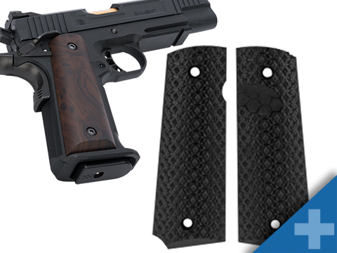 AW Custom Grip Panel Set for 1911 Series Airsoft GBB Pistols