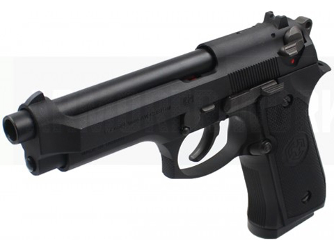 AW Custom MB1001 Full Metal Blowback 4.5mm CO2 Powered Airgun