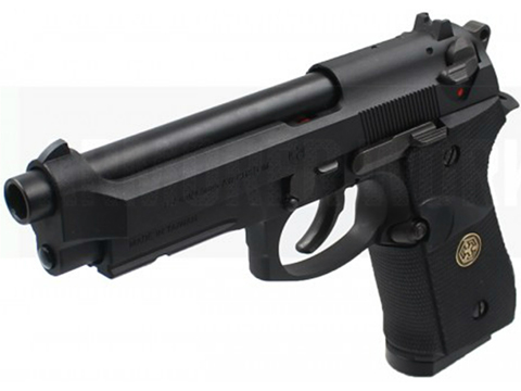 AW Custom MB1101 Full Metal Blowback 4.5mm CO2 Powered Airgun