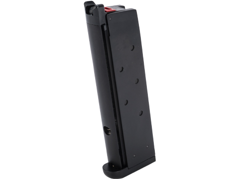 AW Custom 1911 Tactical Single Stack Magazine (Color: Black)