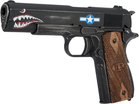 Auto-Ordnance Custom Squadron 1911 Gas Blowback Pistol Licensed by Cybergun