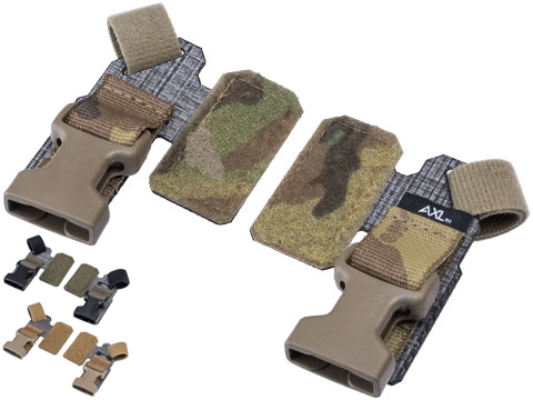 AXL Advanced Adaptive Vest Placard for Crye Precision JPC™ & MOLLE Plate Carriers
