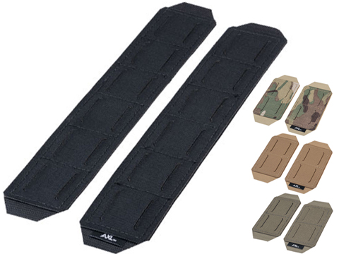 AXL Advanced Pouch Anywhere Upgrade Panel Set for MOLLE Tactical Pouches