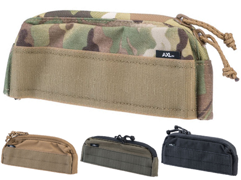 AXL Advanced Hi Top Zipper Insert for Spiritus Systems Micro Fight Chest Rigs (Color: Multicam)