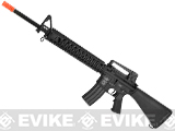 BOLT M16A4 B.R.S.S. HEAVY Full Metal Recoil EBB Airsoft AEG Rifle (Color: Black)