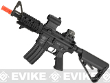 BOLT M4 PMC Baby B.R.S.S. High Cycle Full Metal Recoil EBB Airsoft AEG Rifle - Black