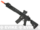 BOLT Knights Armament SR-16 URX 3.1 Full Metal Recoil EBB Airsoft AEG Rifle