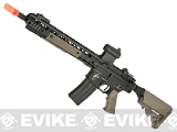 BOLT Knights Armament SR-16 URX 3.1 Full Metal Recoil EBB Airsoft AEG Rifle (Color: Tan)
