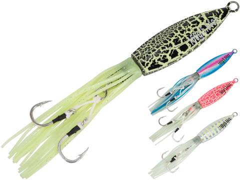 Battle Angler Ghost Squid Jigging Fishing Lure