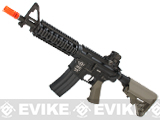 BOLT M4 CQB-R SOPMOD Full Metal Recoil EBB Airsoft AEG Rifle - Tan