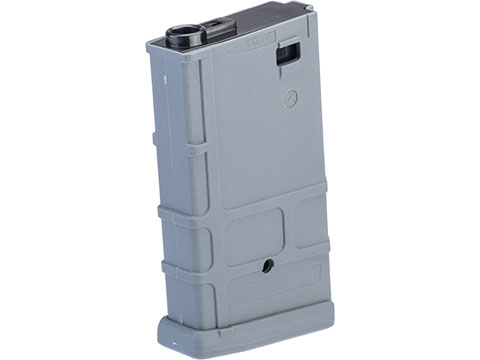 A&K 110rd Mid-Cap Magazine for M4 Series Airsoft AEG (Color: Grey)