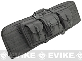 Combat Featured 42 Ultimate Dual Weapon Case Rifle Bag (Color: Urban Gray)