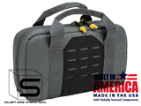 Salient Arms International x Malterra Tactical Pistol Bag - Grey