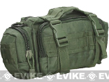 "Condor Tactical MOLLE Modular ""Accessory MOLLE Pouch"" / ""Deployment Bag"" - OD Green"