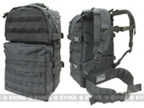 Condor Tactical Medium Modular Assault Backpack II - Black