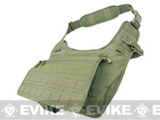 Condor Tactical MOLLE Messenger Shoulder Bag - OD Green