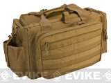 NcSTAR Shooter's Competition Range Bag (Color: Tan)