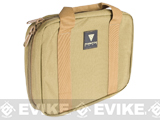 Black Owl Gear / Phantom Tactical 12 Loop Patch Book (Color: Desert)