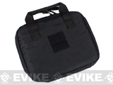 Operator Military Grade Tactical Discrete Hand Gun / Pistol Bag - Black