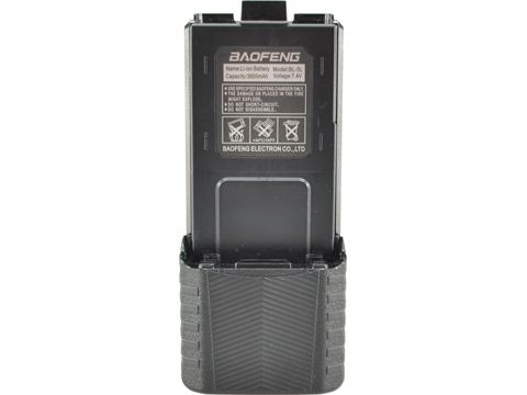 BaoFeng 7.4v 3800mAh Extended Battery for UV-5 Series Radios