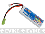 GenStar 7.4V 1800mAh 15C Airsoft Li-po Battery
