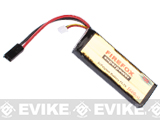 Firefox 11.1V 1600mAh 15C Small Type Lipo Battery (105mm x 35mm x 17mm)