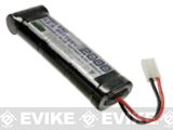 Cybergun / Softair 8.4v 2000mAh High Performance Brick Large Type NiMH Battery - Large Tamiya