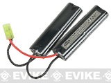 Matrix Custom NiMH Airsoft Battery Pack for Airsoft AEGs (Size: 9.6V 2300mAh / Butterfly / Small Tamiya)