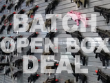 Open Box Deal - An Airsoft Pistol or Rifle $85 ~ $109 Value