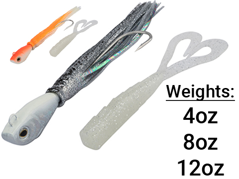 Battle Angler Tactical Torpedo Jigging Lure