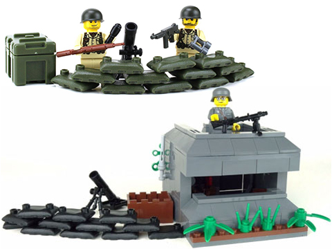 Battle Brick Customs Scenic Sets