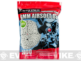 Matrix 0.23g Match Grade Bio-Degradable 6mm Airsoft BB - 5000/ White