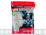 Matrix 0.25g Match Grade Bio-Degradable 6mm Airsoft BB - 5000/ White