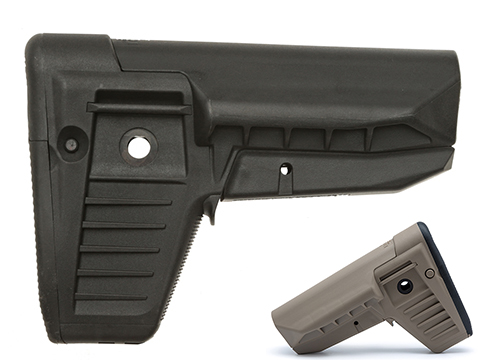BCM GUNFIGHTER™ Mod 1 SOPMOD Stock (Color: Black)