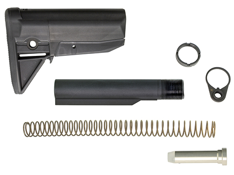 BCM GUNFIGHTER� Mod 0 Stock Kit (Color: Black)