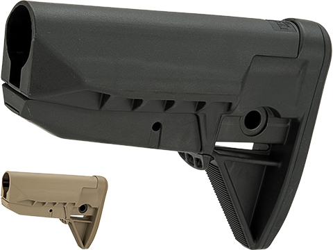 BCM GUNFIGHTER� Stock Mod 0 - SOPMOD (Color: Black)