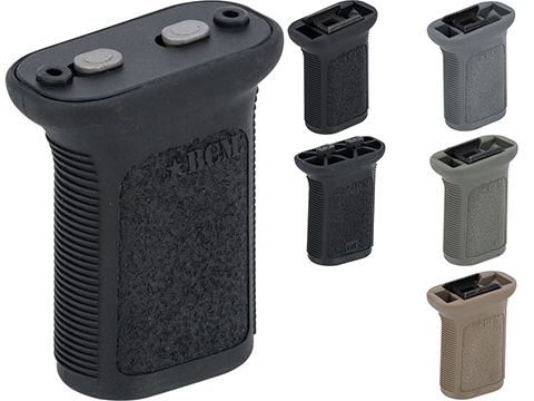 BCM GUNFIGHTER� Vertical Grip Mod 3 (Color: Black / KeyMod)