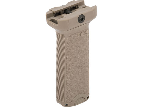 BCM GUNFIGHTER™ Vertical Grip (Color: Flat Dark Earth / Long)
