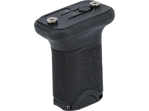 BCM GUNFIGHTER� Vertical Grip w/ Tool-Less QD Installation (Color: Black / Short / KeyMod)
