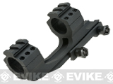 Avengers CNC Machined 25mm One Piece Cantilever Scope Mount